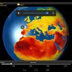 MeteoEarth, la météo prend une autre dimension sur iPad