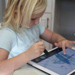 L'iPad pour les enfants – L'amie de Zoé, voyage sur une planète verte